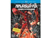 Ninja Slayer - Complete Series [Blu-ray] 9SIAA765802425