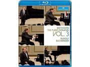 Beethoven,L. / Buchbinder,Rudolf - Piano Sonatas 3 [Blu-ray] 9SIAA765802745