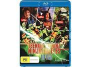 Teenage Mutant Ninja Turtles 3: Turtles In Time [Blu-ray] 9SIAA765802036