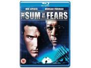 Sum Of All Fears [Blu-ray] 9SIAA765802651
