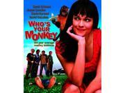 Who'S Your Monkey [Blu-ray] 9SIAA765801904