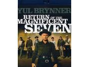 Brynner/Fuller/Mateos/Oates - Return Of The Magnificent Seven [Blu-ray] 9SIAA765804247
