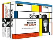 Berg / City Of Birmingham Symphony Orchestra - Sir Simon Rattle Conducts & Explores Music Of [Blu-ray] 9SIAA765804297