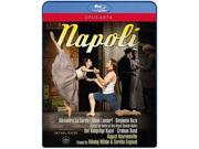 Helsted / Lendorf / Royal Danish Ballet / Bond - Napoli [Blu-ray] 9SIAA765804588