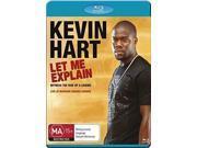 Hart,Kevin - Kevin Hart: Let Me Explain [Blu-ray] 9SIAA765801971