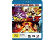 Dragon Ball Z: Super Saiyan God Double Pack [Blu-ray] 9SIAA765801981