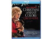 Dolly Parton'S Christmas Of Many Colors: Circle Of [Blu-ray] 9SIAA765804229