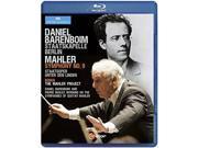 Mahler,G. / Barenboim,Daniel - Daniel Barenboim Conducts Mahler: Symphony No. 9 [Blu-ray] 9SIAA765801873