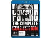 Psycho Collection Blu-Ray Boxset [Blu-ray] 9SIAA765801983