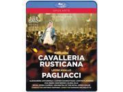 Mascagni / Leoncavallo / Zilio / Pappano - Cavalleria Rusticana & Pagliacci [Blu-ray] 9SIAA765804453
