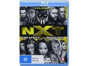 Wwe: Nxt'S Greatest Matches Vol 1 [Blu-ray] 9SIAA765802819