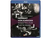Bach,J.S. / Karajan,Herbert Von - Herbert Von Karajan - Maestro For The Screen [Blu-ray] 9SIAA765802083