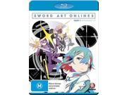 Sword Art Online 2 Part 1 [Blu-ray] 9SIAA765802721
