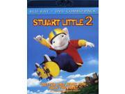 Stuart Little 2 (Two-Disc Blu-ray/DVD Combo) (Blu-ray) Blu-Ray New 9SIAA765805191
