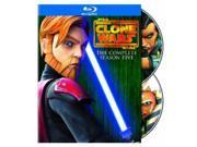 Star Wars-Clone Wars - Star Wars-Clone Wars: Season 5 [Blu-ray] 9SIAA765803037
