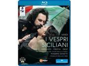 Verdi,G. - I Vespri Siciliani (Blu Ray) [Blu-ray] 9SIAA765802415
