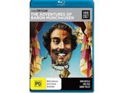 Adventures Of Baron Munchausen (1988) Blu-Ray [Blu-ray] 9SIAA765802737