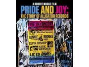 Pride And Joy: The Story Of Alligator Records [Blu-ray] 9SIAA765804174