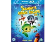 Sammy'S Great Escape 3D [Blu-ray]
