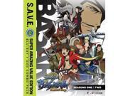 Sengoku Basara: Samurai Kings Ssn 1-2 + Ova - Save [Blu-ray] 9SIAA765802665