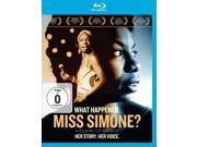 Simone,Nina - What Happened Miss Simone [Blu-ray] 9SIAA765801961