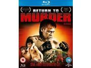 Return To Murder [Blu-ray] 9SIAA765802044