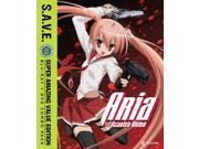 Aria The Scarlet Ammo - Season One - S.A.V.E. [Blu-ray] 9SIAA765802166