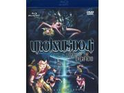 Urotsukidoji: Legend Of The Overfiend The Movie [Blu-ray] 9SIAA765804502