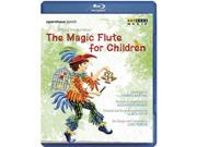 Mozart / Kalman / Kono / Rabl - Magic Flute For Children [Blu-ray] 9SIAA765804051