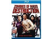 Zombies Of Mass Destruction [Blu-ray] 9SIAA765802295