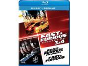 Fast & Furious Collection: 3 & 4 [Blu-ray] 9SIAA765802501