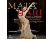 Brandsen,Ted - Mata Hari: A Ballet By Ted Brandsen [Blu-ray] 9SIAA765802512