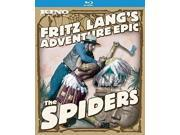 Spiders (1919-1920) [Blu-ray] 9SIA0ZX58C1981