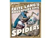 Spiders (1919-1920) [Blu-ray] 9SIAA765804072