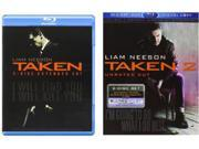 Taken / Taken 2 [Blu-ray] 9SIAA765804581