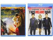 Water For Elephants / This Means War [Blu-ray] 9SIAA765804288
