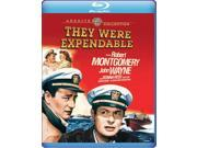 They Were Expendable [Blu-ray] 9SIAA765804509
