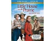Little House On The Prairie: Season 6 Collection [Blu-ray] 9SIAA765802620