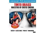 Tinto Brass: Maestro Of Erotica Cinema [Blu-ray] 9SIAA765802102