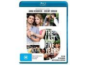 Last Five Years [Blu-ray] 9SIAA765802000