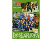 Mylrea,Mindy - Best Games For Fun & Fitness For Kids [DVD]