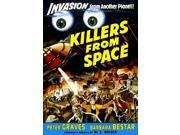 Killers From Space [DVD] 9SIAA765819102