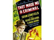 They Made Me A Criminal [DVD] 9SIAA765819895