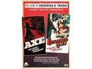 Axe / Kidnapped Coed [DVD] 9SIAA765827018