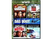 Bridge On The River Kwai / Caine Mutiny / Das Boot [DVD] 9SIAA765819239