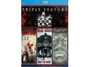 Steve Niles Remains / Dead Souls / Chilling Vision [DVD] 9SIAA765829375