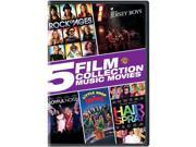 5 Film Collection: Music Movies Collection [DVD]