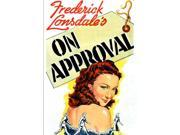 On Approval [DVD] 9SIAA765827159