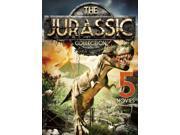 5 Movie Jurassic Collection [DVD] 9SIAA765824193