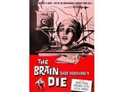 Brain That Wouldn'T Die [DVD] 9SIAA765818886